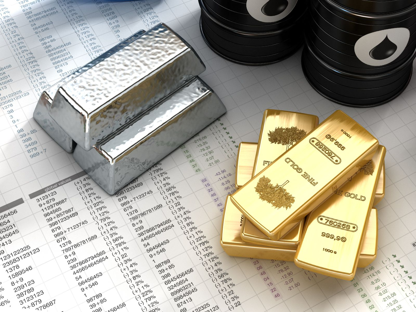 Trading Off Silver Gold Ratio