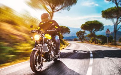 What Is the Blue Book Value of Your Motorcycle?