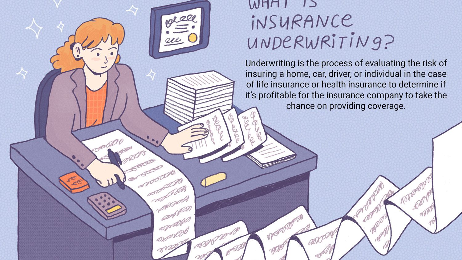 Insurance Underwriting What Is It