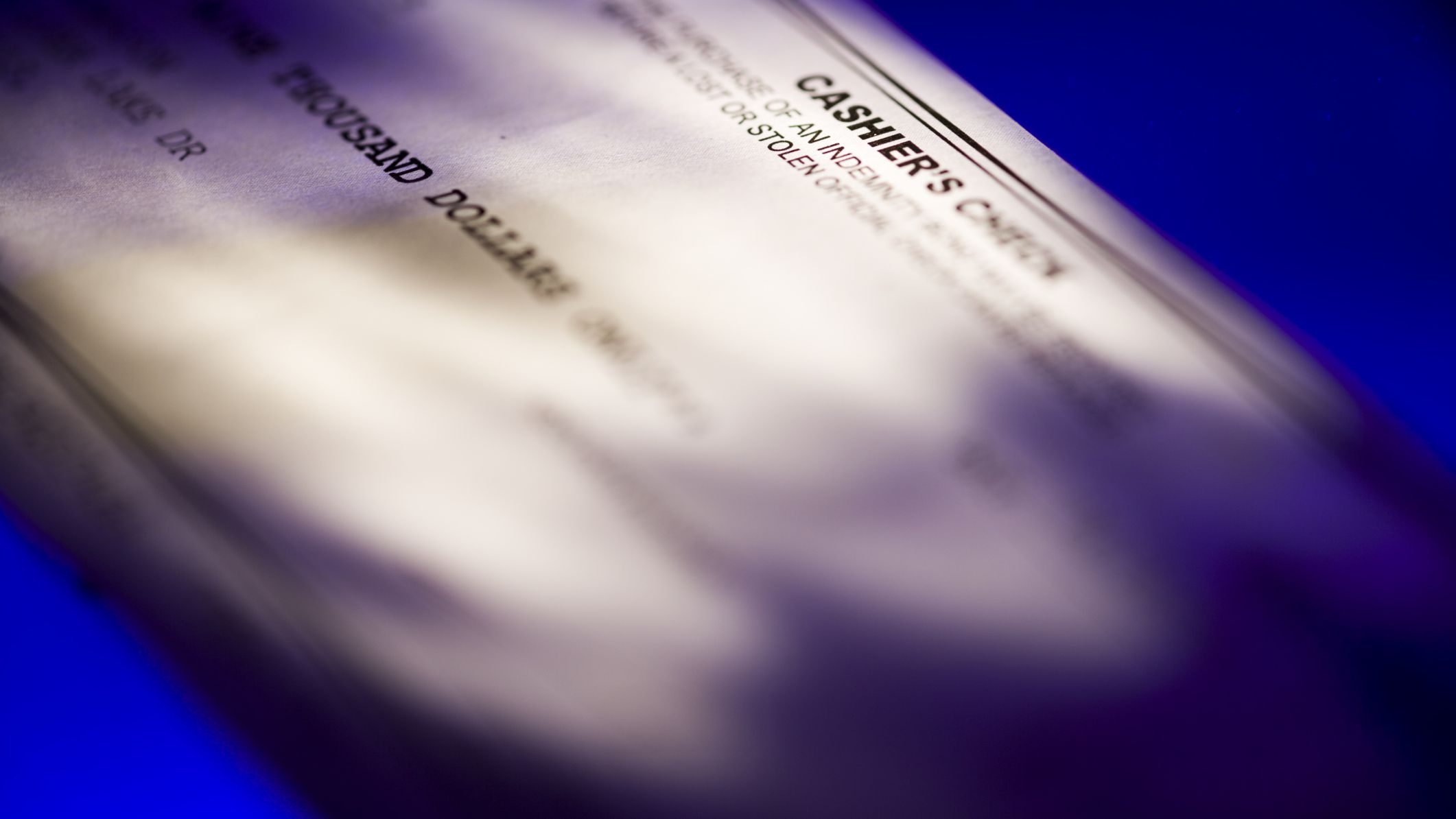 Cashier's Checks: How They Work, Fees, and Safety