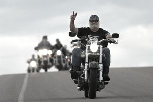 Motorcycle Safety Hand Signals