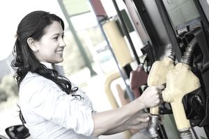 Gas prices are mostly affected by oil prices