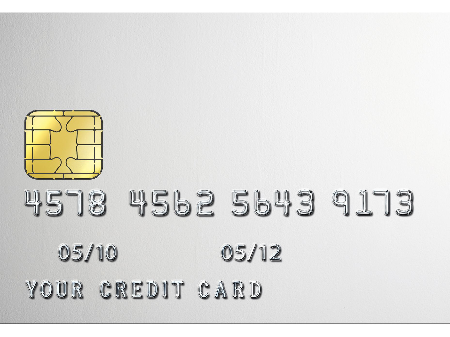 What Do the Numbers on Your Credit Card Mean?