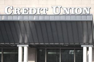 Credit Union sign