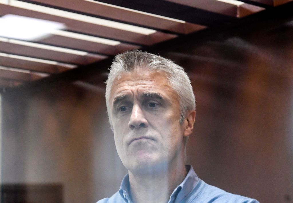 Michael Calvey, a businessman facing fraud charges