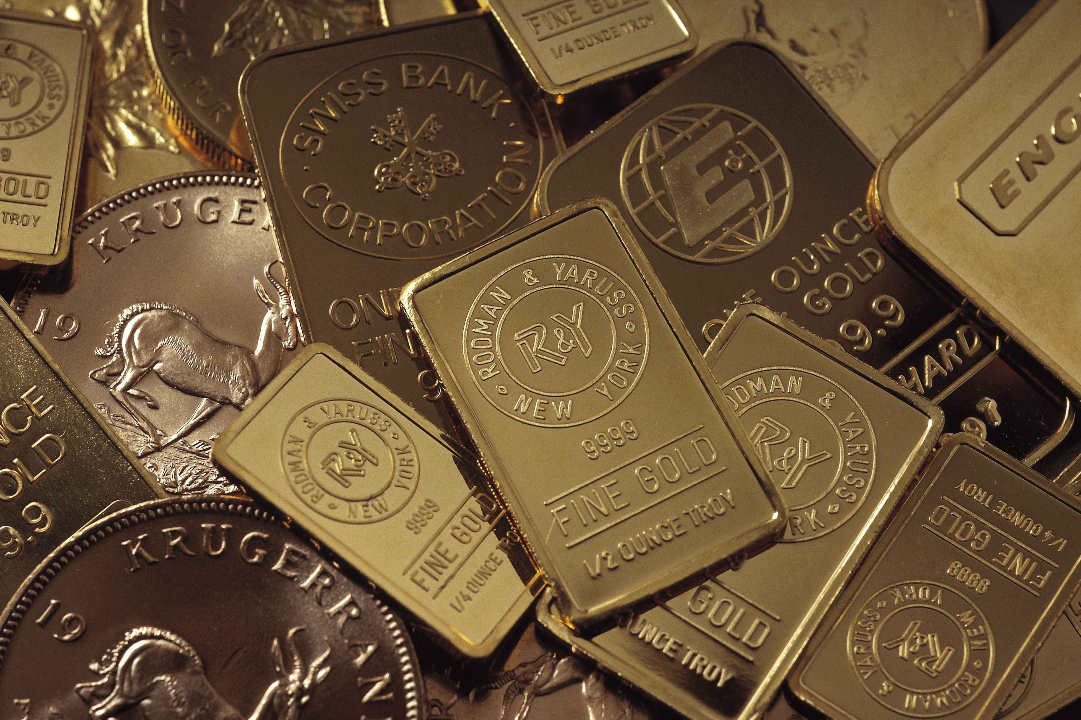 Investing In Gold Krugerrand Coins