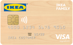 The IKEA® Visa® credit card