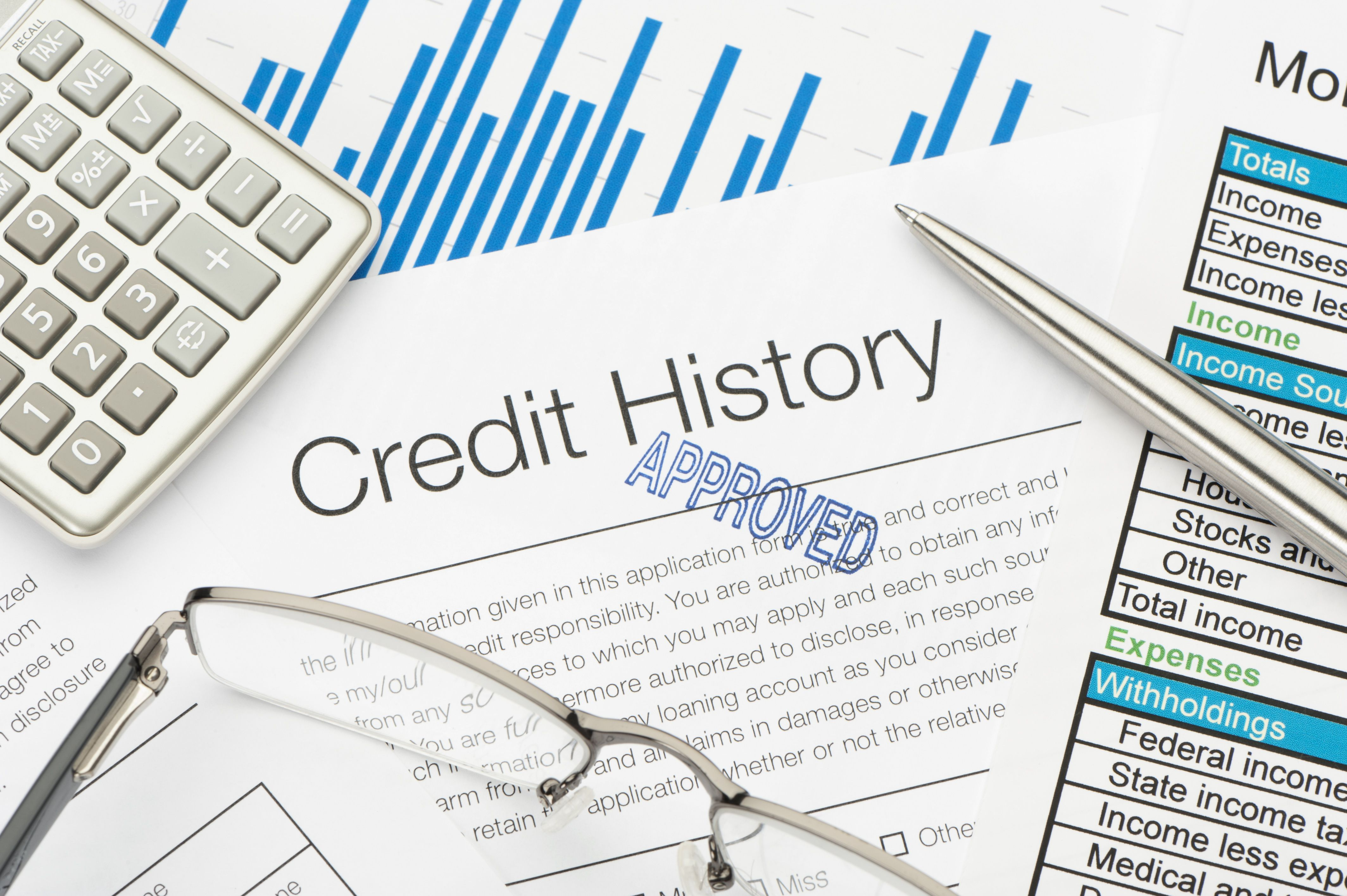 Where To Get A Loan With Bad Credit >> Three Basic Steps to Building Credit
