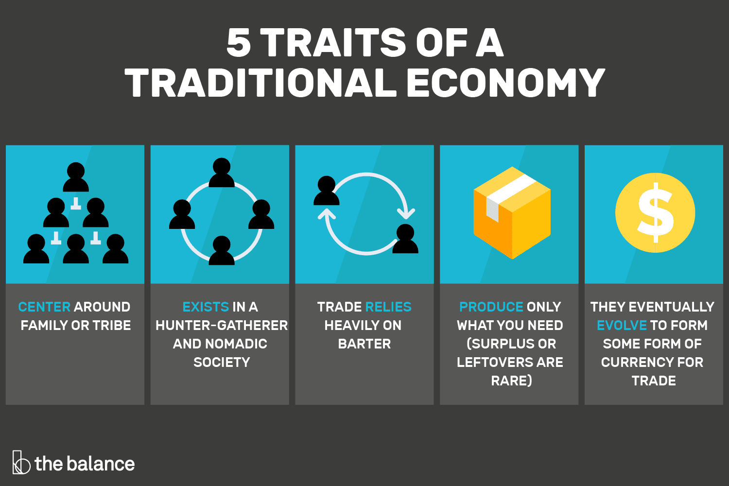 traditional economy definition examples pros cons
