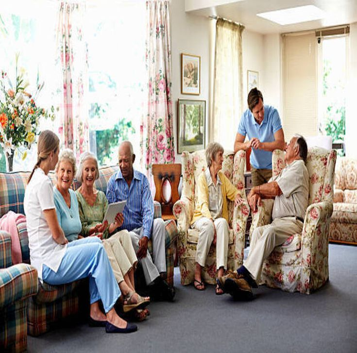 Raleigh Assisted Living Facility