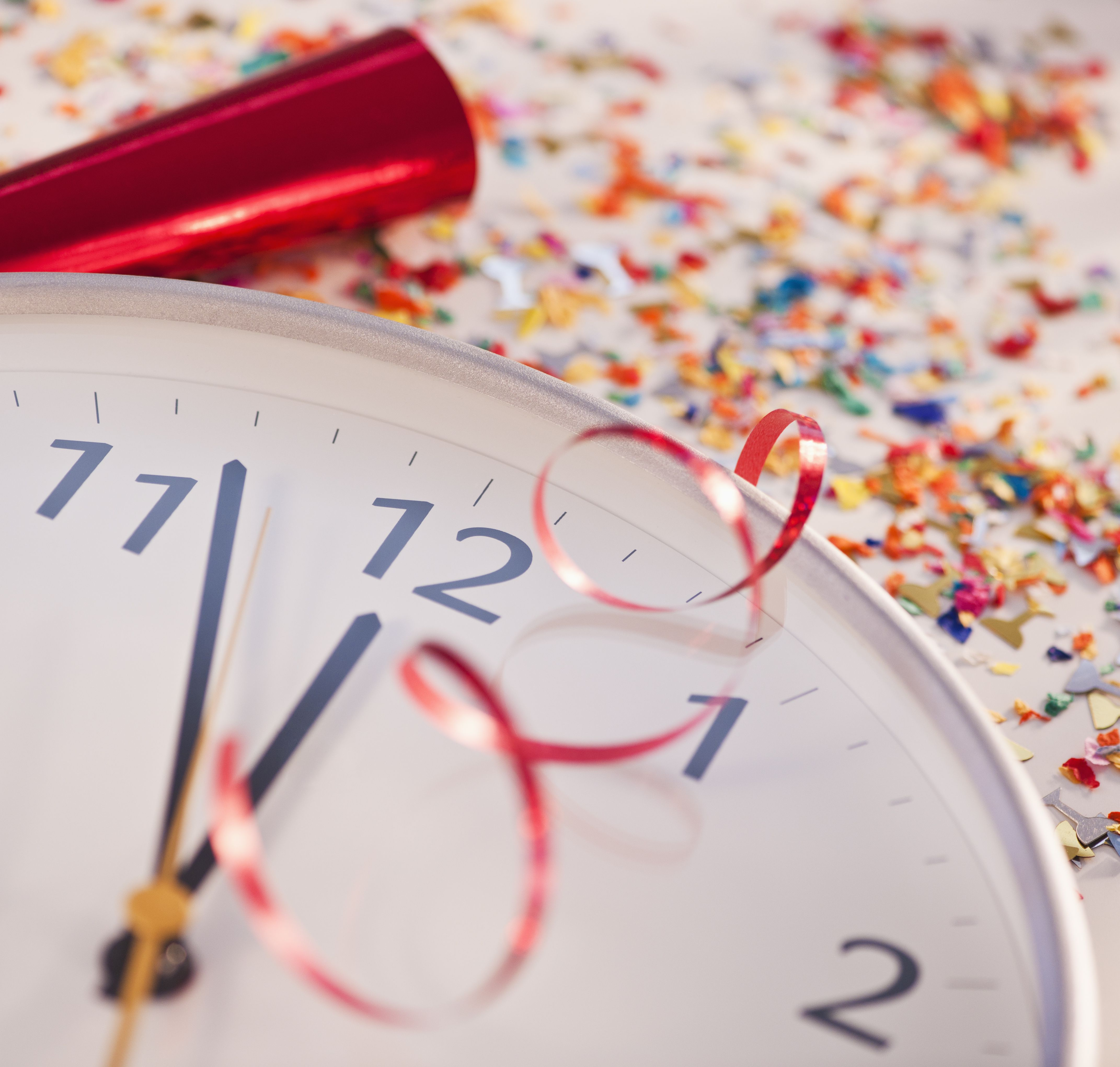 Take Control of Your Finances With These New Year's Resolutions
