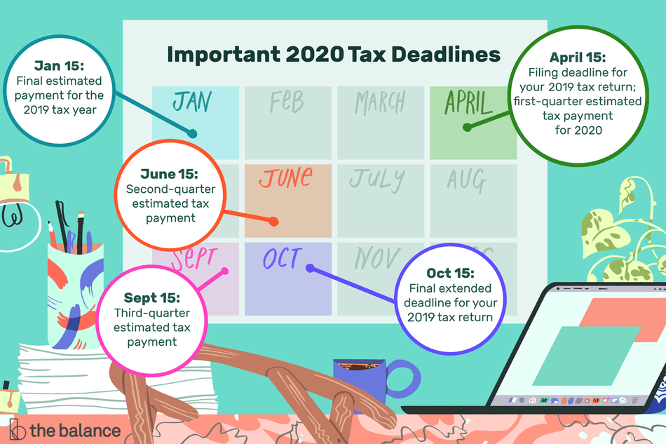 form 1065 extension deadline  Federal Income Tax Deadlines in 12