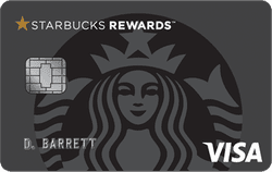 Starbucks® Rewards Visa® Card