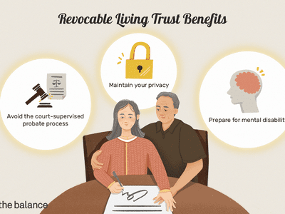 Image shows an elderly, heterosexual couple signing a document. Text reads: