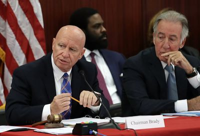 Senate-House Conference Committee Meets On The Tax Cuts And Jobs Act