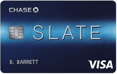 Best With No Balance Transfer Fee Chase Slate