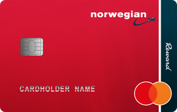 Norwegian Reward World Mastercard®