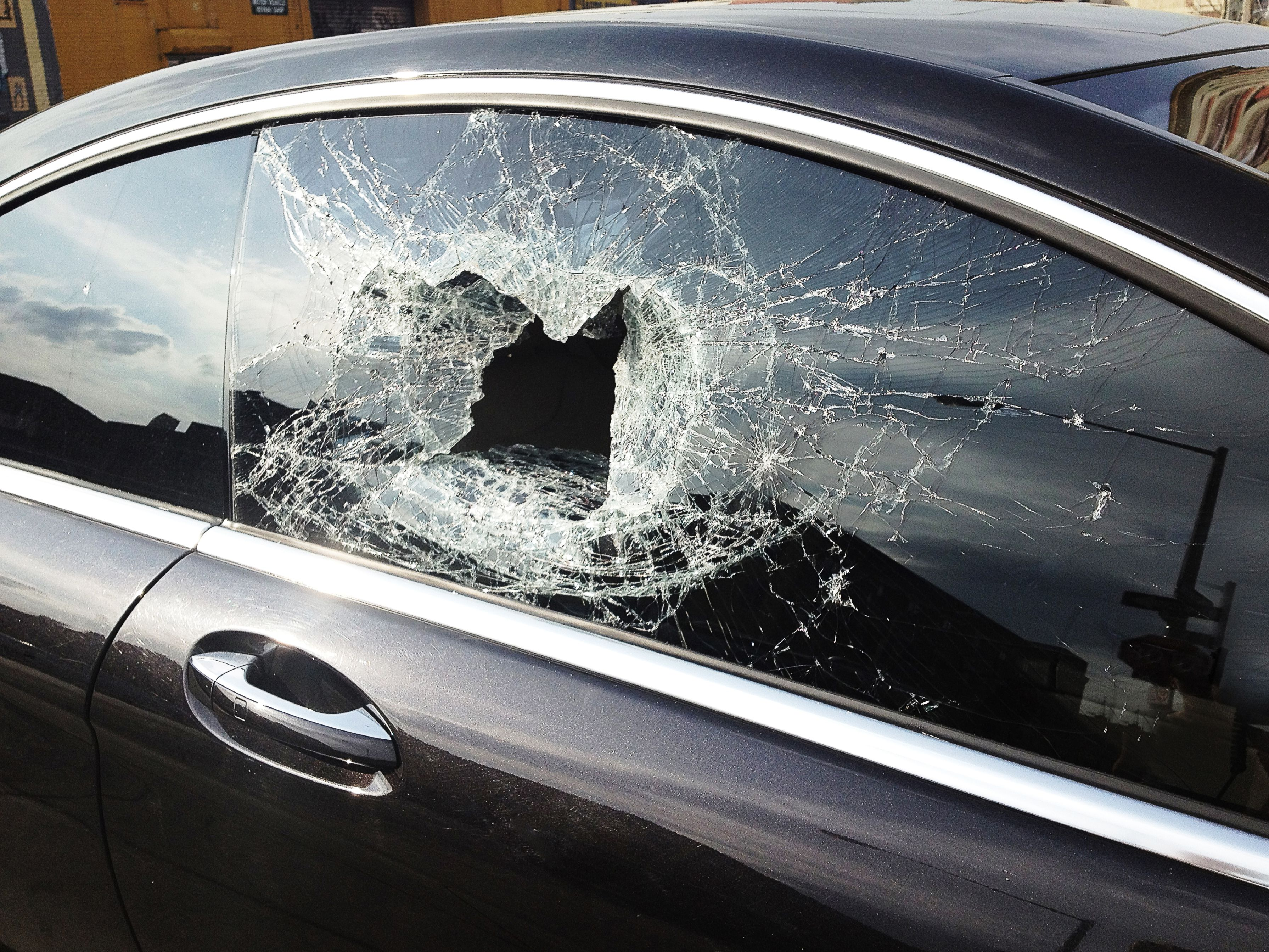 What Happens If Your Car Is Broken Into