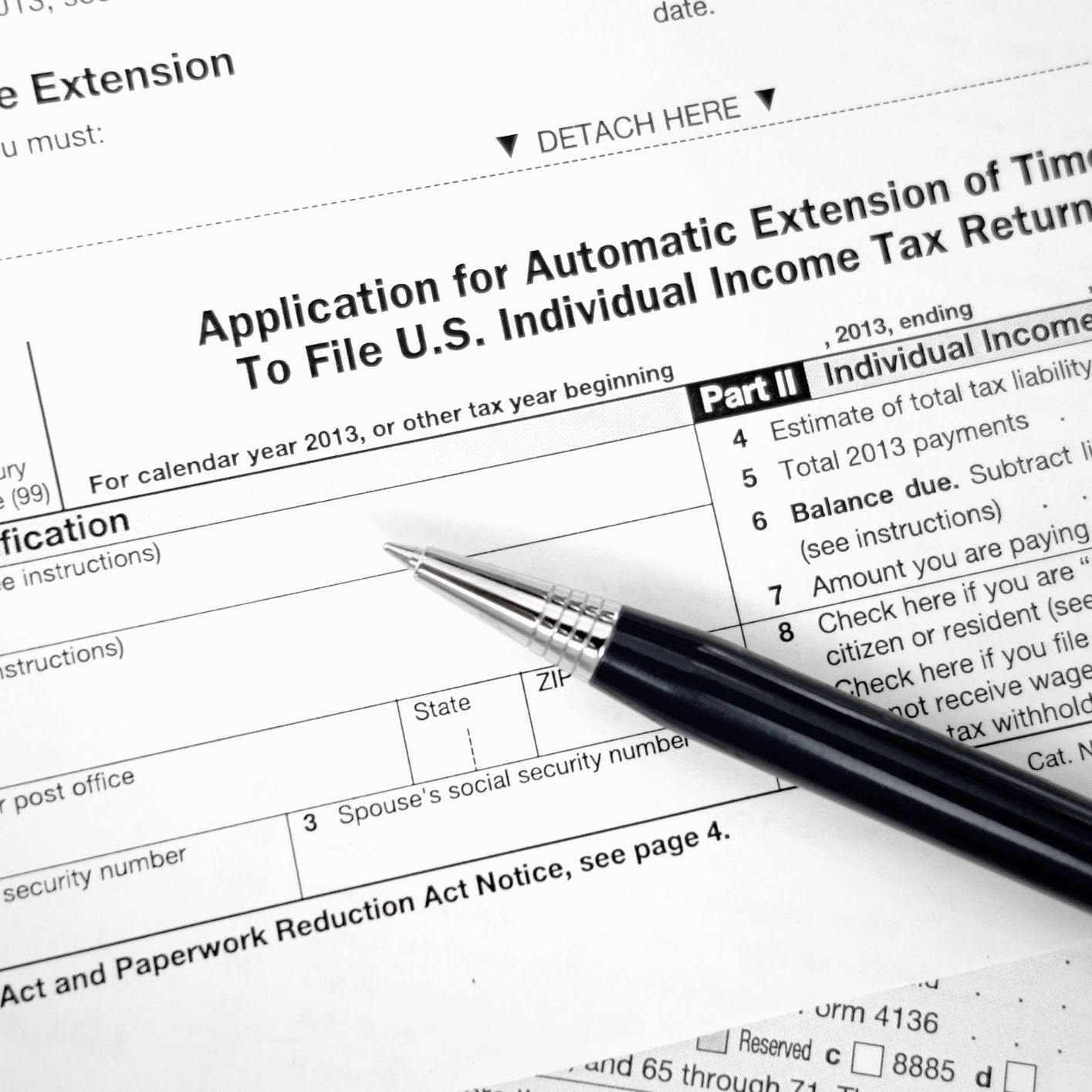 Need More Time to Prepare Your Taxes? File for a Tax Extension With the IRS