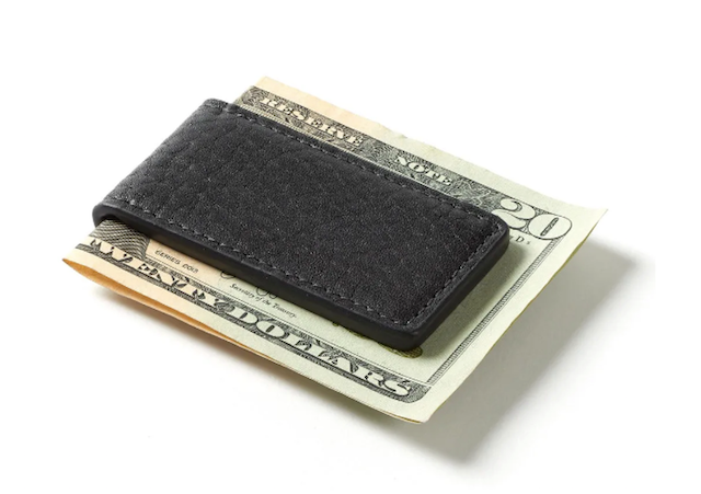 Leatherology Magnetic Money Clip