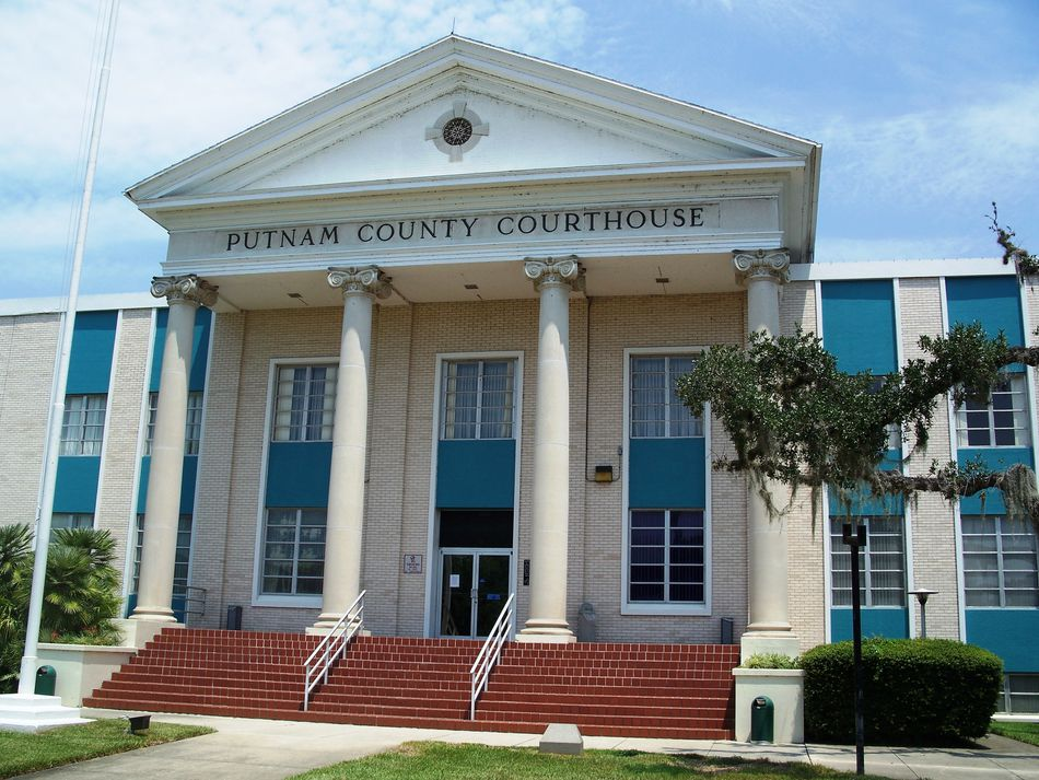 Putnam County Courthouse, Palatka, Florida