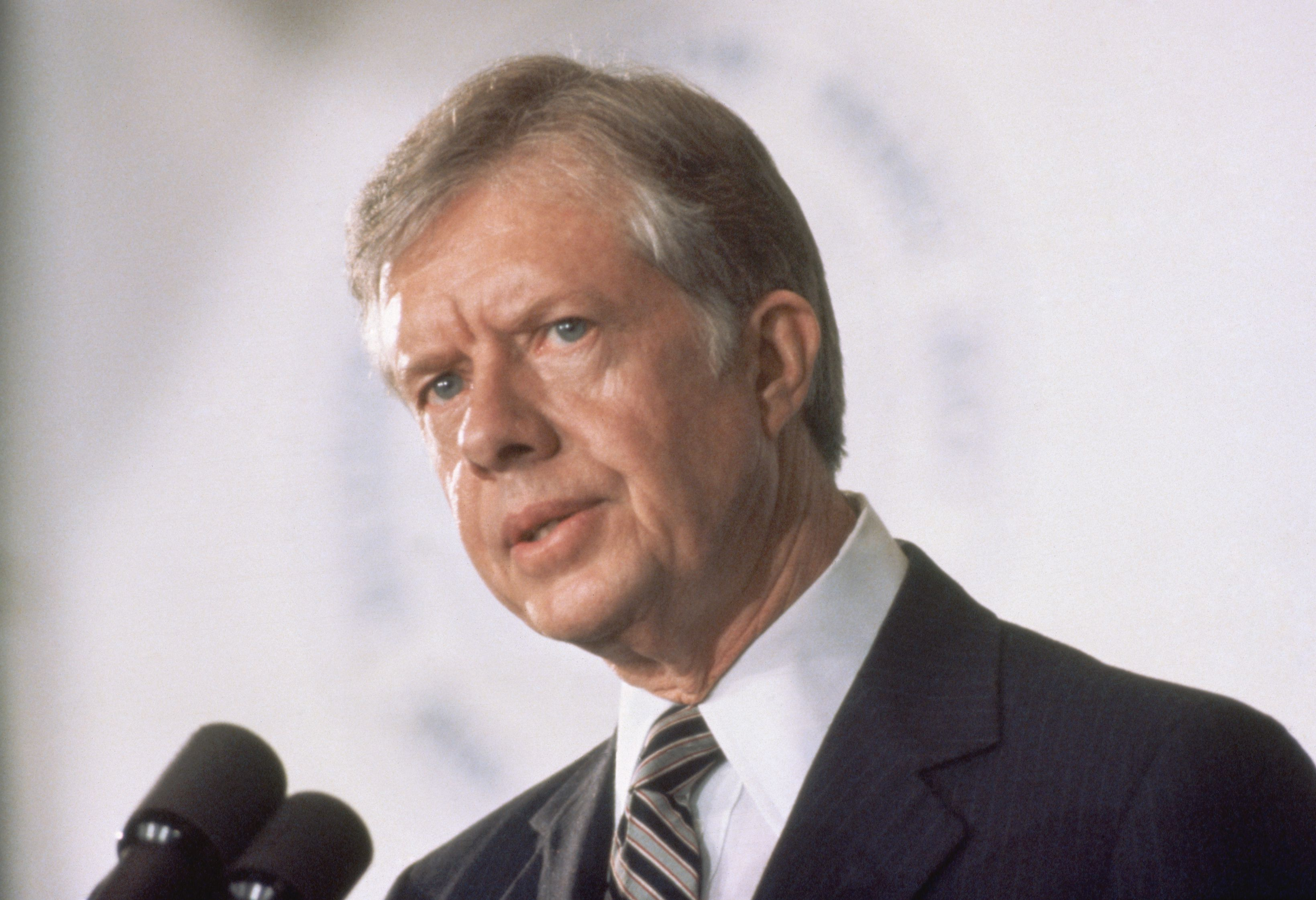 How Carter Created Jobs, Fought Stagflation, and Brokered World Peace