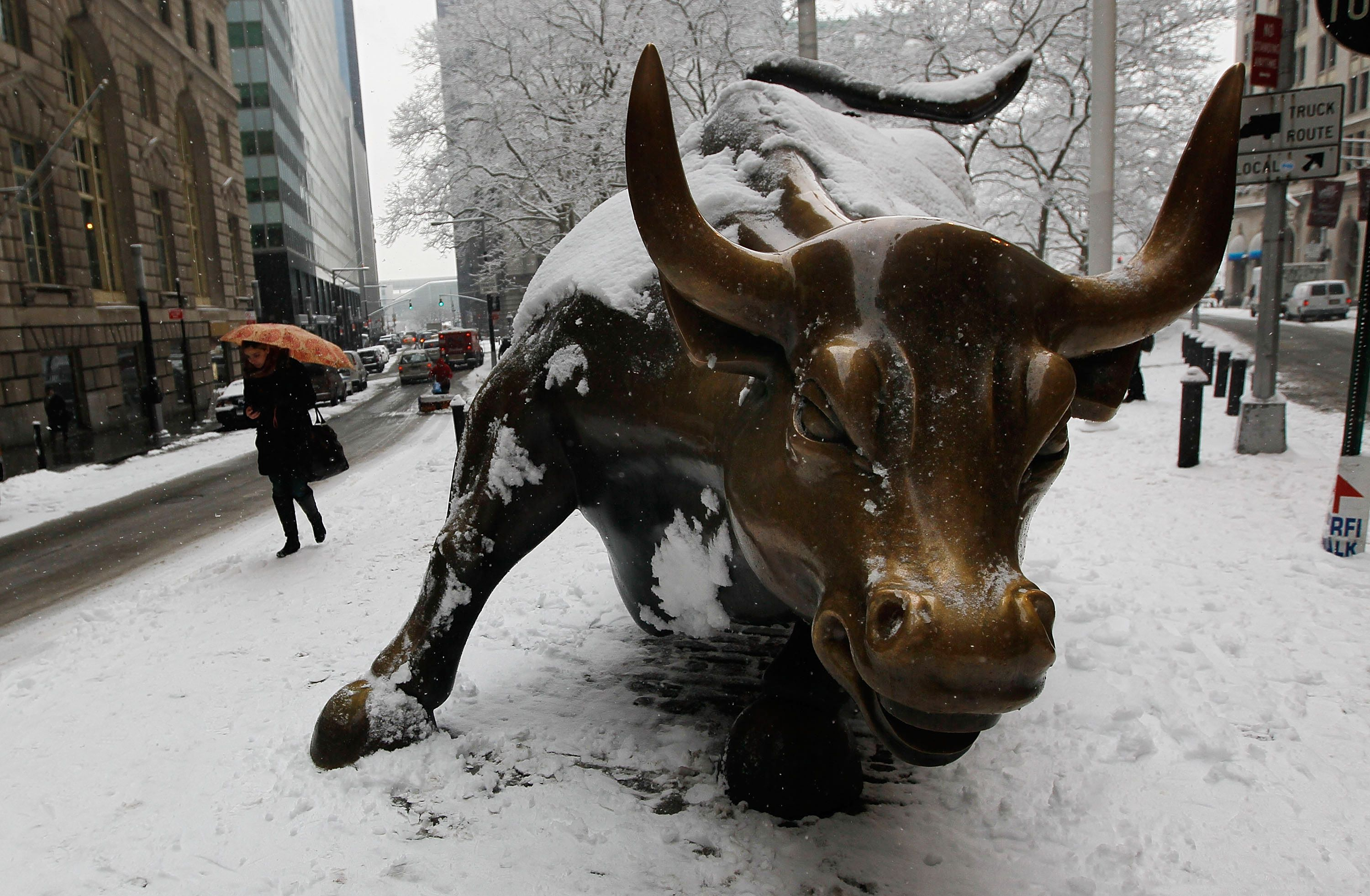 Bull Market Definition Examples Causes Why Its Name