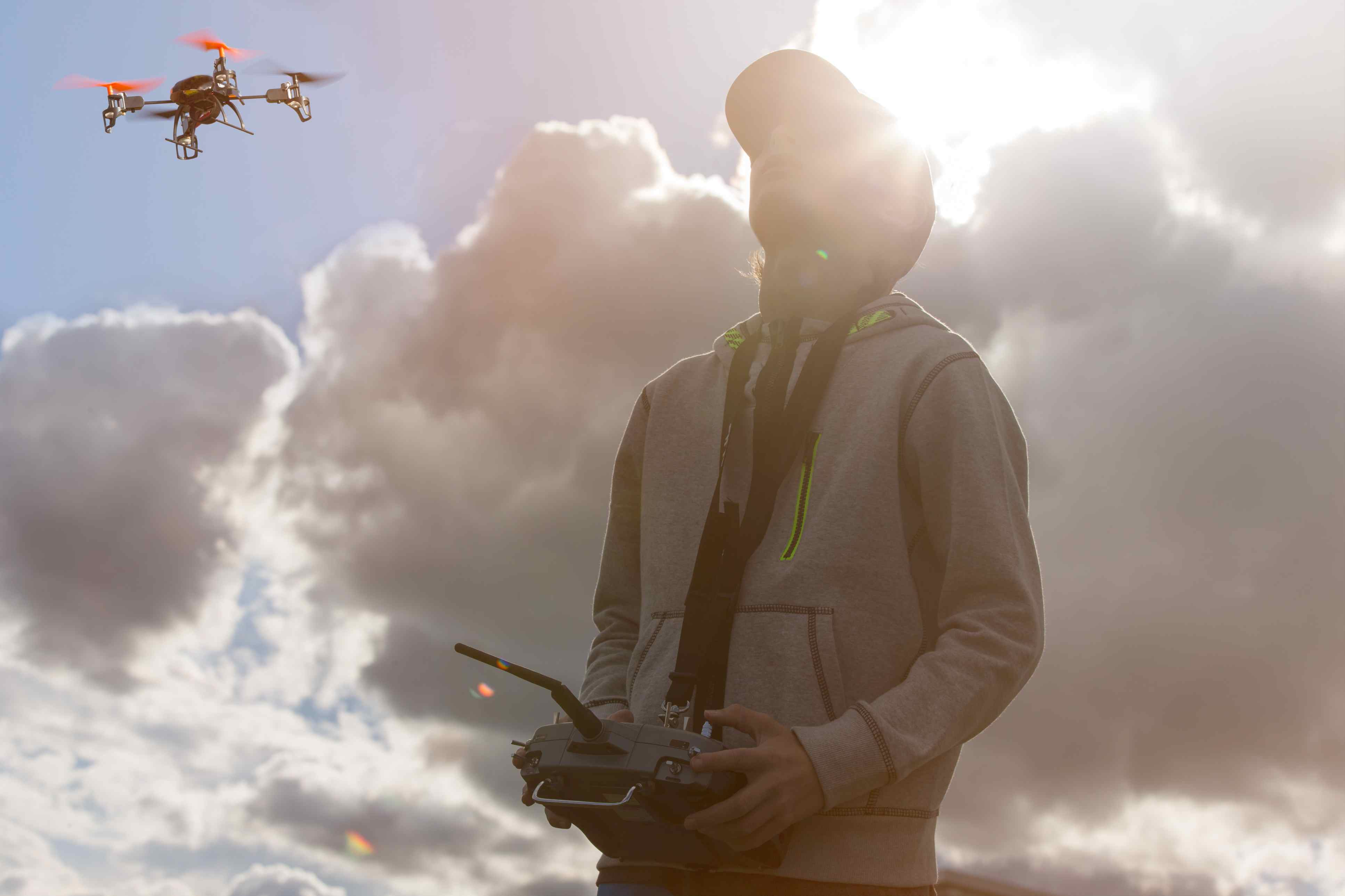 Flying your drone does insurance need to know