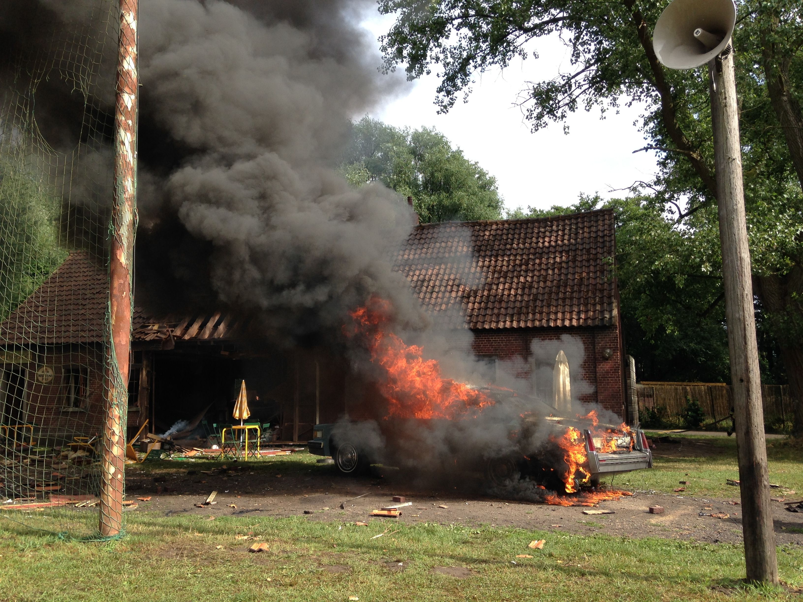 High Risk Auto Insurance >> Find out What Happens If Someone Drives Into Your House