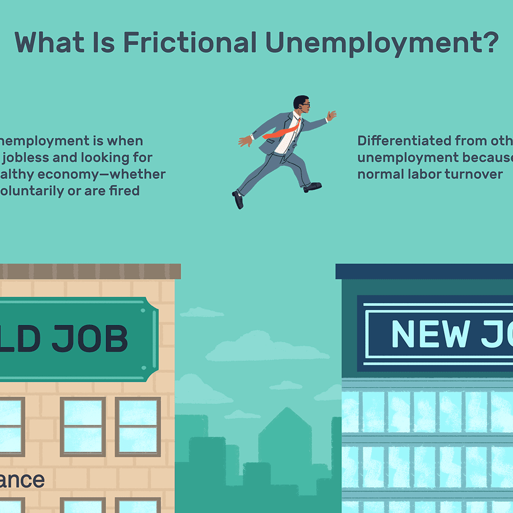 Frictional Unemployment Definition, Examples, Causes