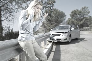 What to Do After Being Run Off the Road by a Driver