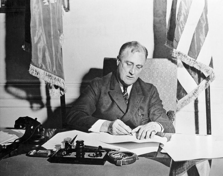FDR S New Deal Definition Programs Policies