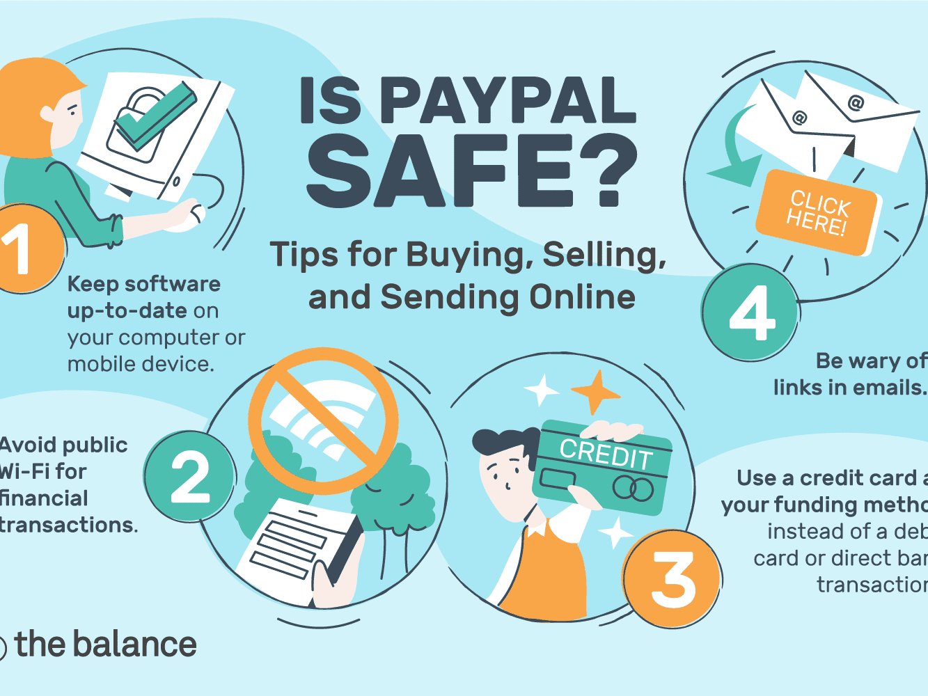 Is PayPal Safe? Tips for Buying, Selling, and Sending Online
