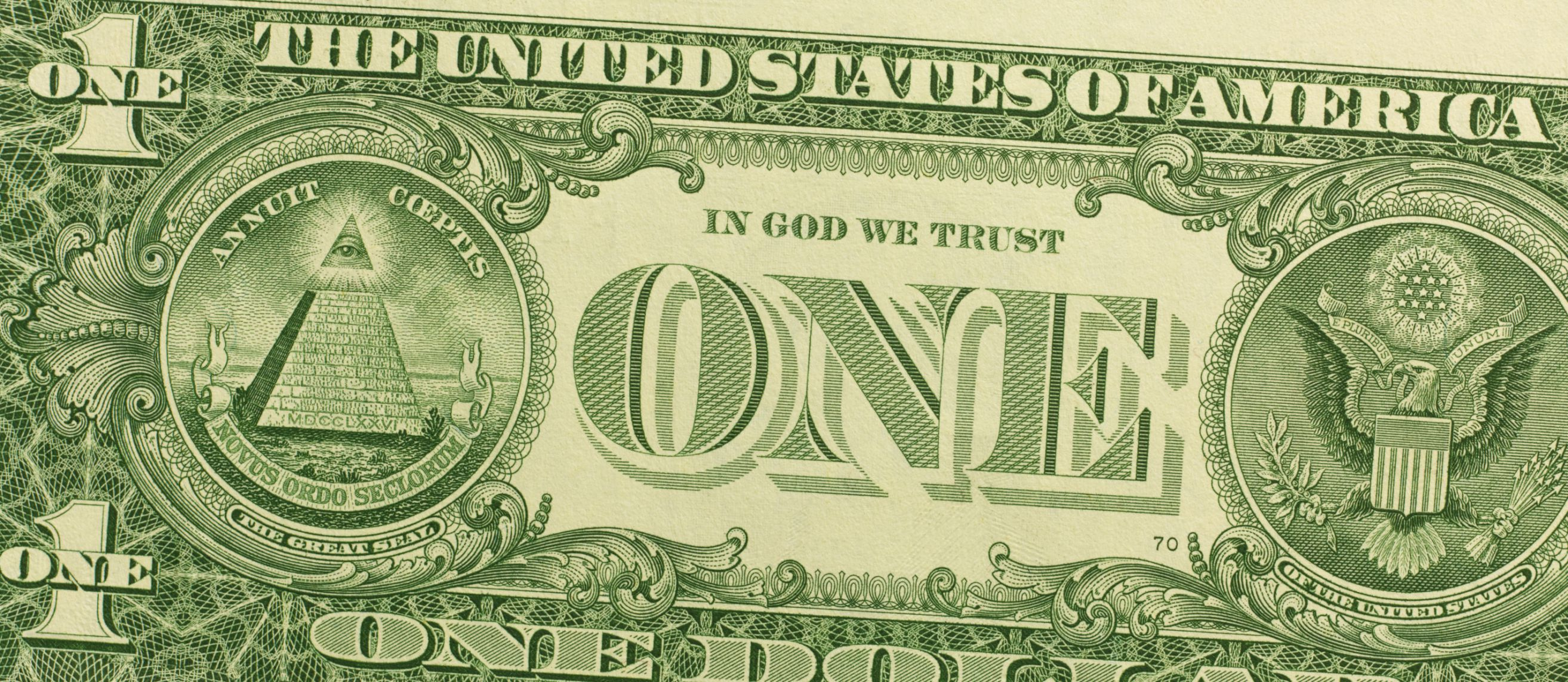 Us Dollar Symbols And Denominations