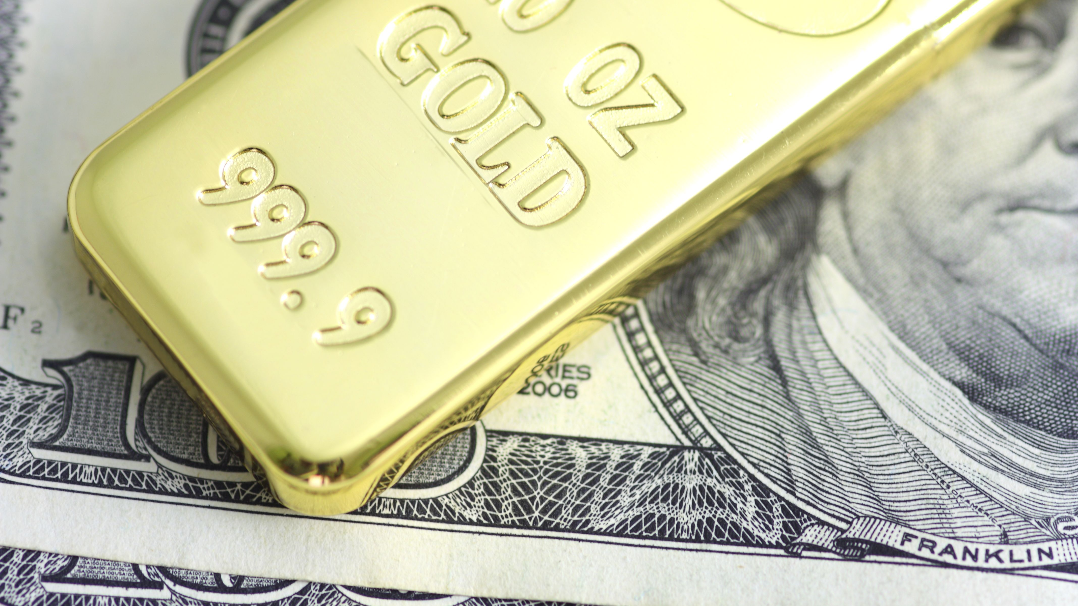 The Relationship Between Gold and the U S  Dollar
