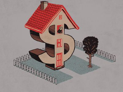 Home equity loan illustration