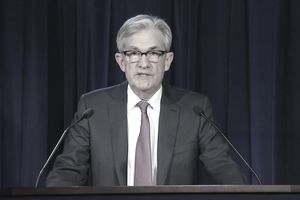 Chair of the Federal Reserve Jerome Powell