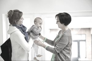 How to stop the awful feeling that your child loves the babysitter more than you!