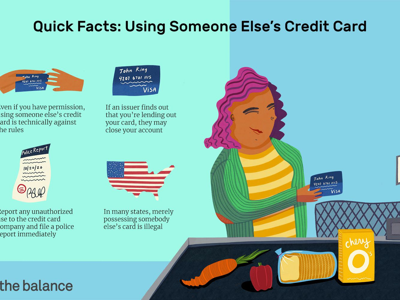 Using Somebody Else S Debit Or Credit Card Legal Issues