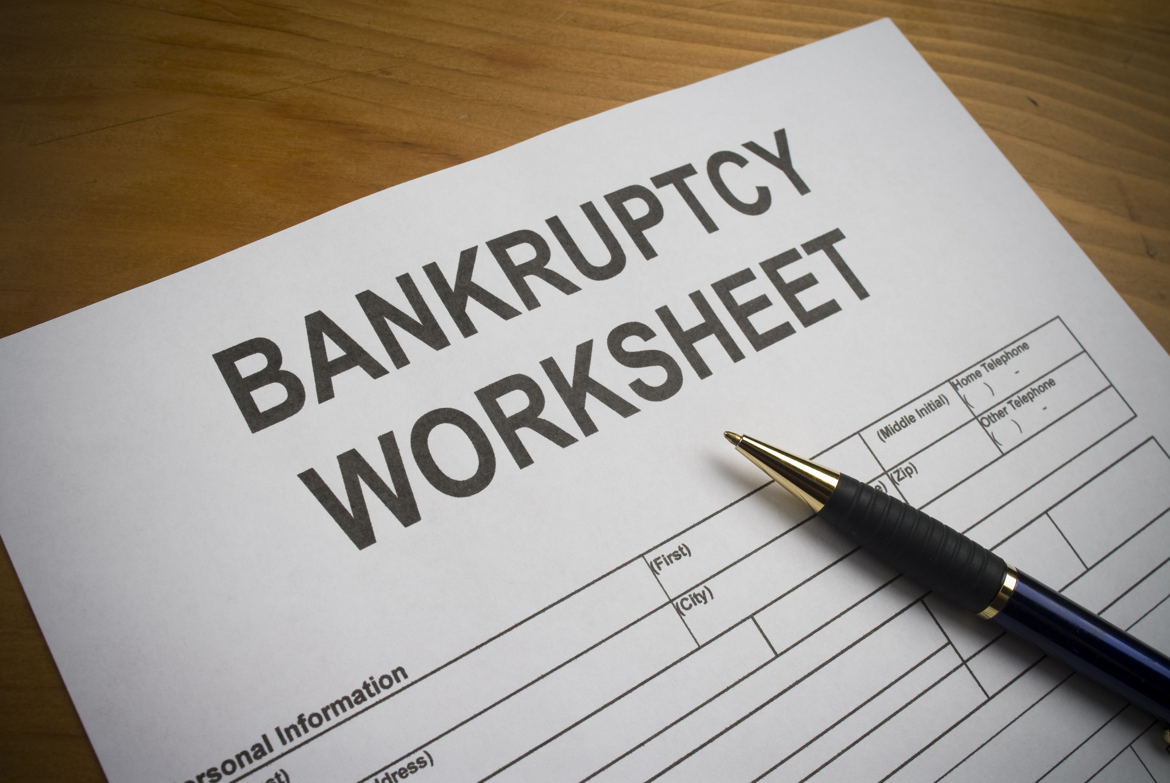 top things to know about bankruptcy