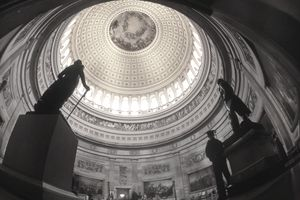 US Capitol Interior