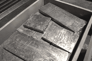 bismuth metal ingots