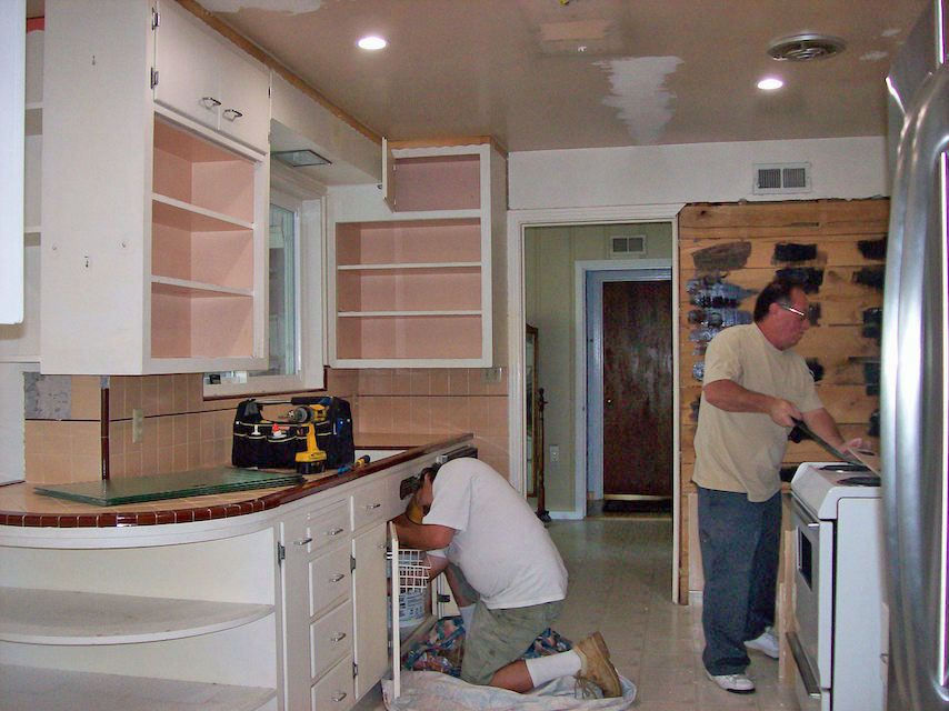 How To Make Kitchen Cabinet Top