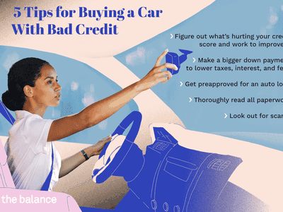 5 tips for buying a car. Figure out what's hurting your credit score and work to improve it, make a bigger down payment to lower taxes, interest, and fees, get preapproved for an auto loan, thoroughly read all paperwork and look out for scams