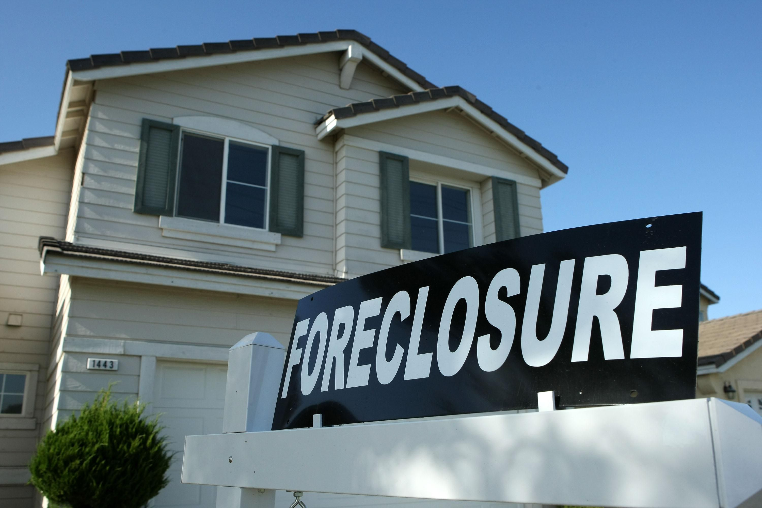 New Construction Foreclosures