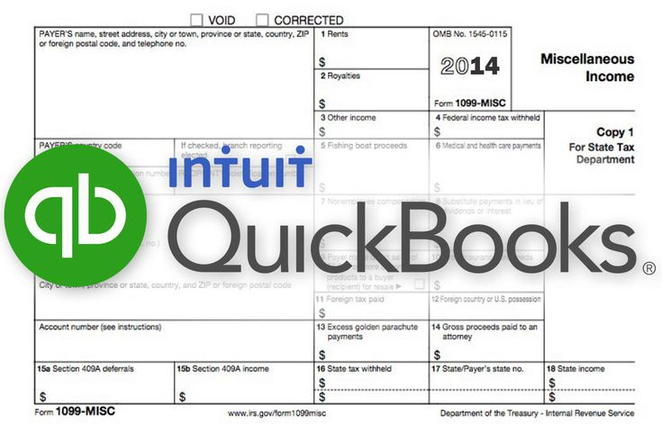File Irs 1099 Misc Forms Without Eins In Quickbooks