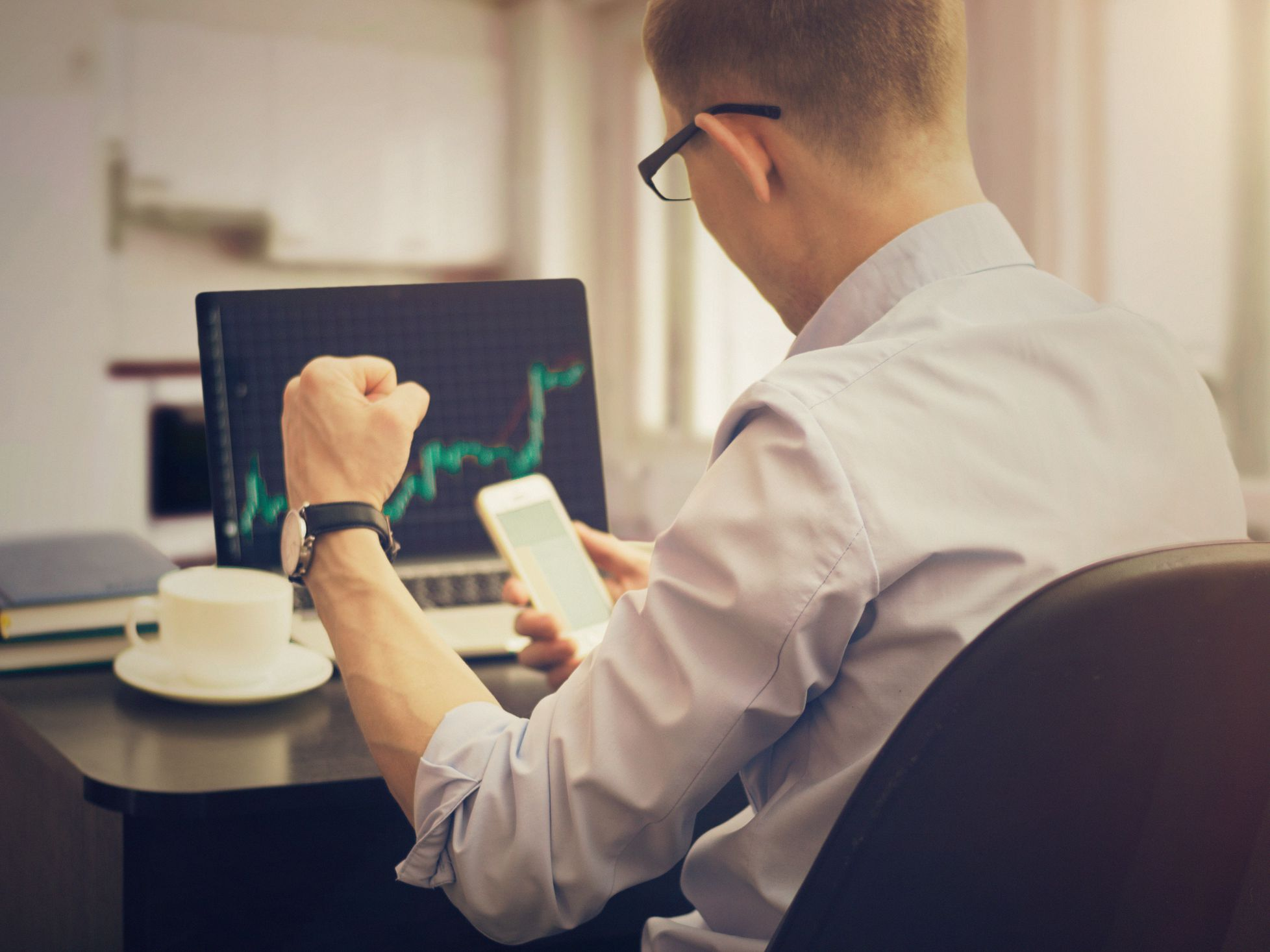 Practicing Day-Trading Risk-Free With a Simulator