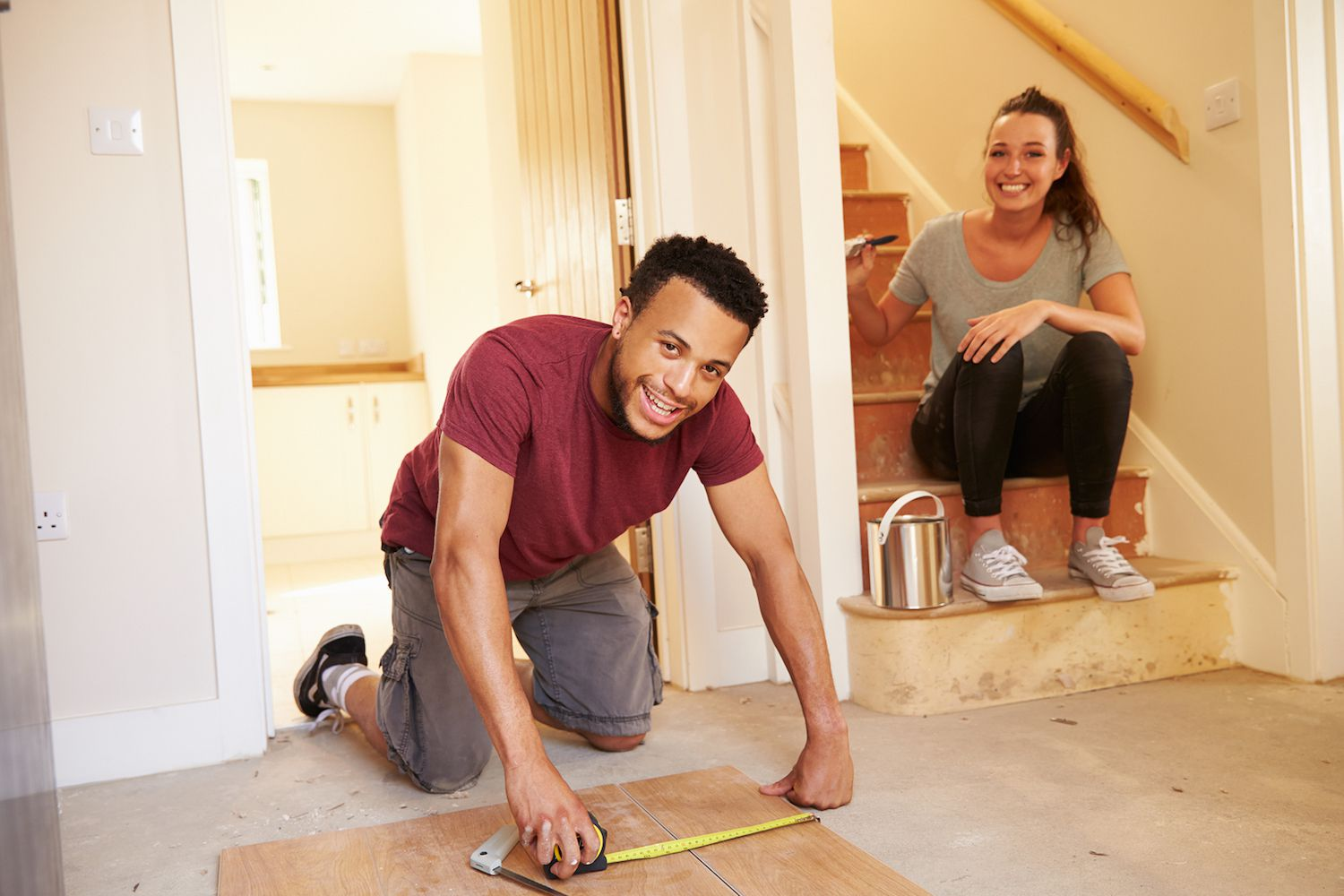 Want to up your home's resale value? Focus on these 8 projects.