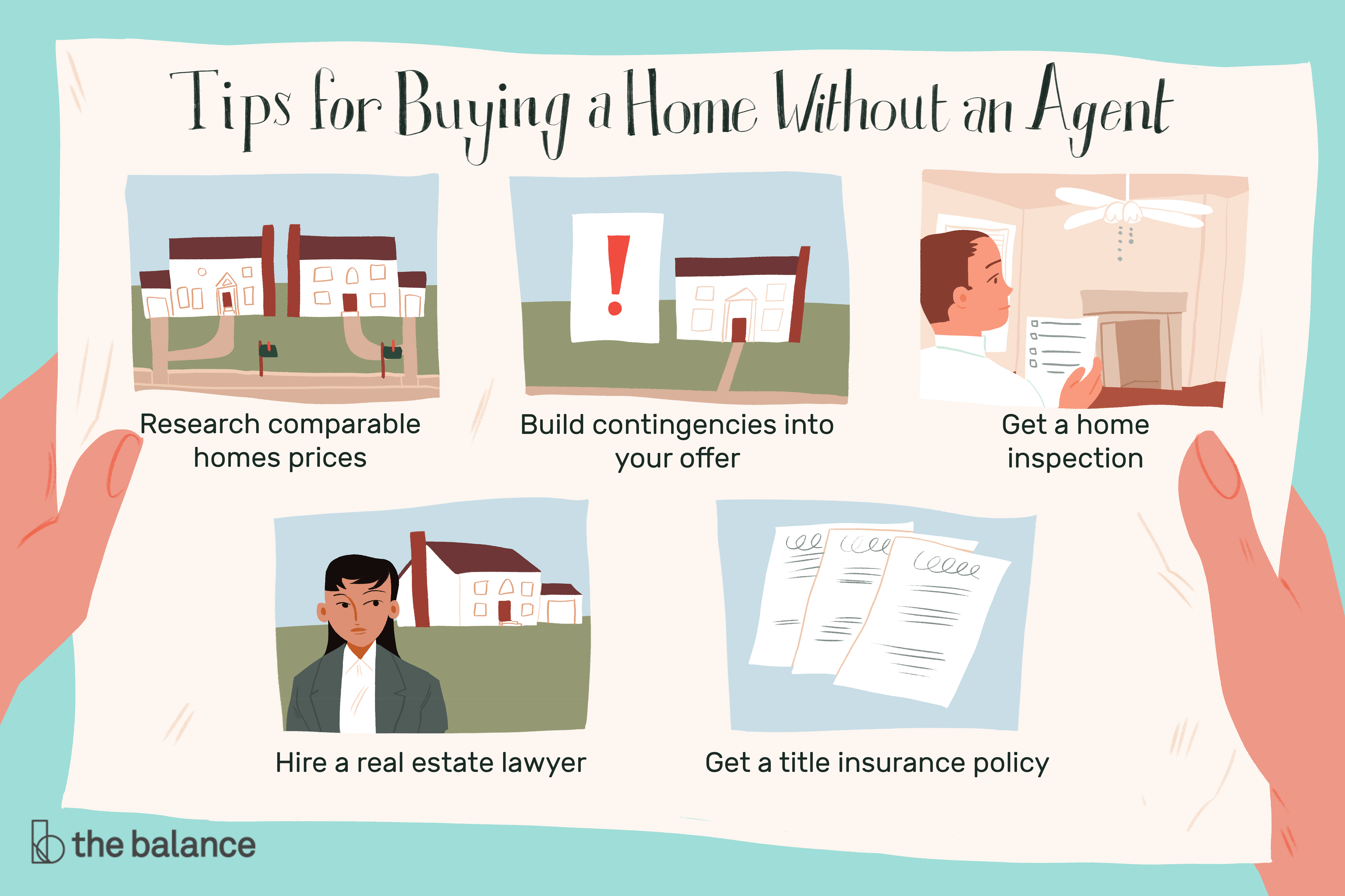 Know These Risks and Tips Before Buying a Home Without an Agent