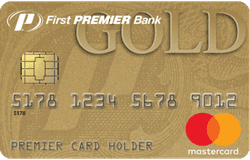 First Premier Bank Gold Mastercard